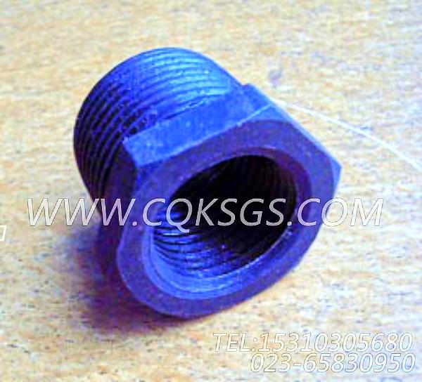 S982异径管接头,用于康明斯NTA855-G1(M)-60HZ发动机发动机散件组,【船用】配件-1
