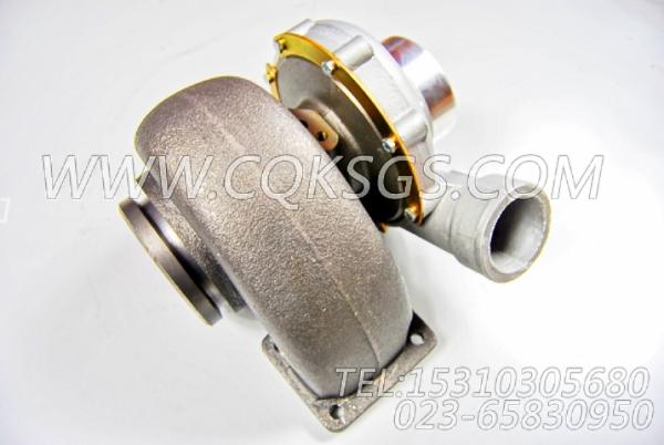 3594809增压器,用于康明斯M11R-310动力增压器组,【船用】配件-2