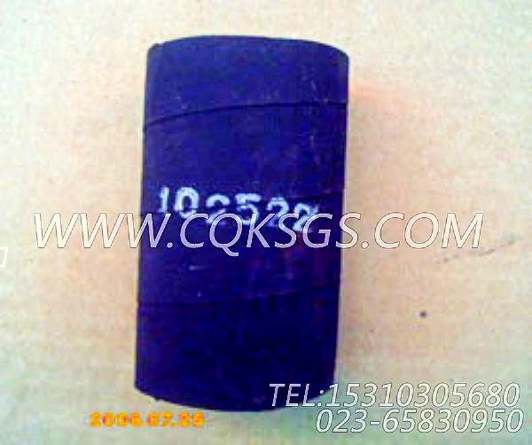 102522软管,用于康明斯NTA855-C335发动机出水管组,【太原亮箭接触网作业车】配件-1