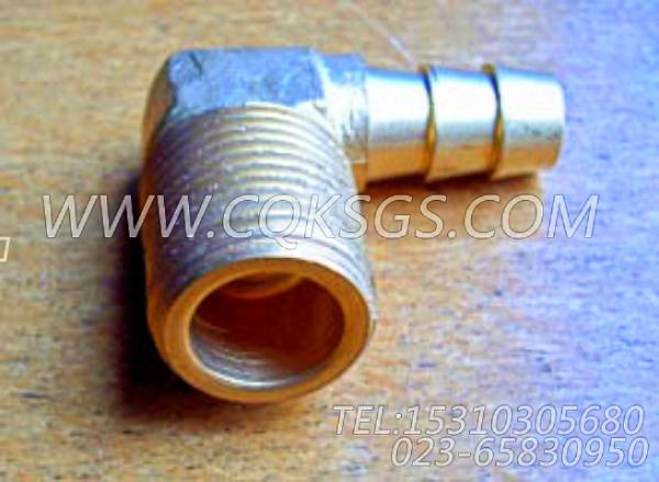 179903联接弯管,用于康明斯NT855-C280主机水滤器组,【徐州重机起重机】配件-1