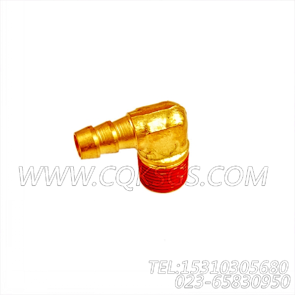 179903联接弯管,用于康明斯NYA855-G4动力水滤器组,【发电机组】配件-2