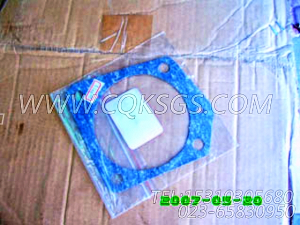 206416水道衬垫,用于康明斯KTA38-G5-800GF柴油机基础件组,【电力】配件-0