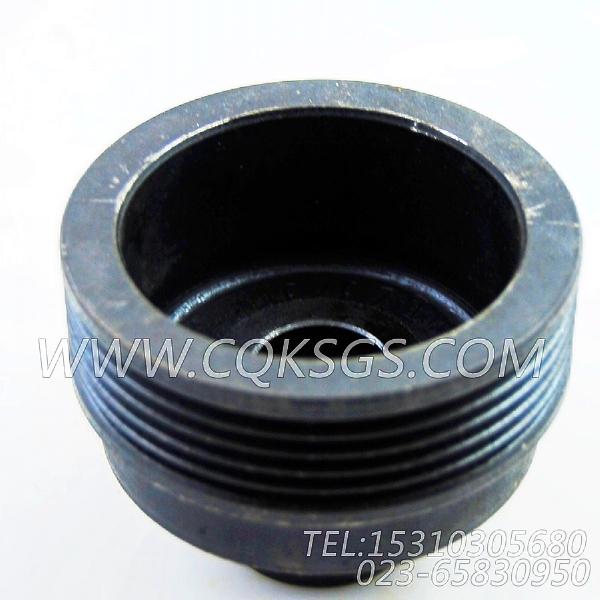 3002323发电机皮带轮,用于康明斯KTA19-G3动力发电机安装组,【发电机组】配件-0