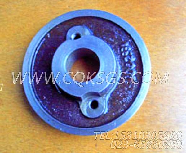 3002331发电机皮带轮,用于康明斯KTA19-M600发动机附件驱动皮带轮组,【船机】配件-0
