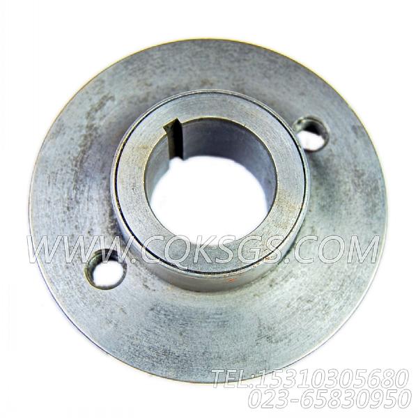 3007111正时盘轮毂,用于康明斯KTA19-C525柴油发动机正时盘组,【兰州盛达压裂车】配件-1