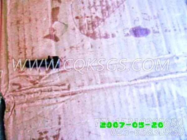 3010596带垫圈螺栓,用于康明斯KTA19-G3(M)柴油发动机节温器.壳.支架总成组,【轮船用】配件-2