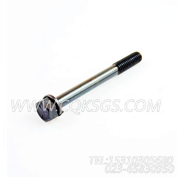 3012478带垫螺栓,用于康明斯KTA19-P540动力燃油管路组,【泥浆泵】配件-0