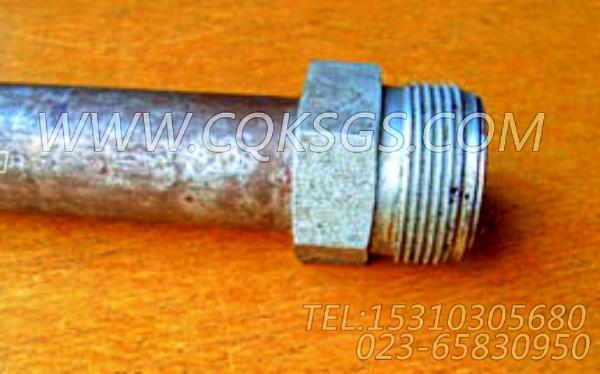 3016456增压器回油管,用于康明斯NT855-C310柴油发动机增压器安装组,【挖掘机】配件-1