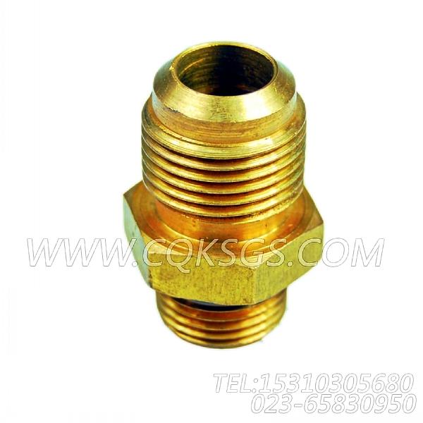 203850阳性管接头,用于康明斯NTA855-GH主机燃油泵组,【发电用】配件-0