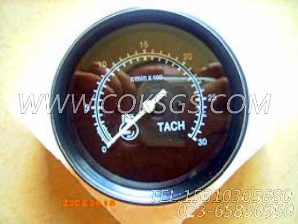 3031734转速表,用于康明斯KTA19-G4(M)动力仪表板组,【船用】配件-0
