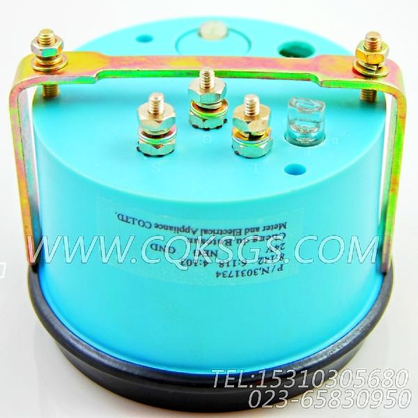 3031734转速表,用于康明斯KTA19-M500柴油发动机仪表板组,【船机】配件-0