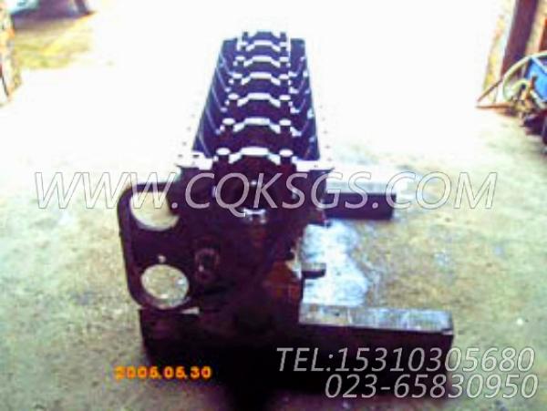 3032187气缸体,用于康明斯NTC-290动力基础件组,【铣刨机】配件-1