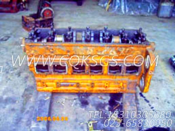 3032187气缸体,用于康明斯NTA855-P360柴油发动机基础件组,【水泵机组】配件-0