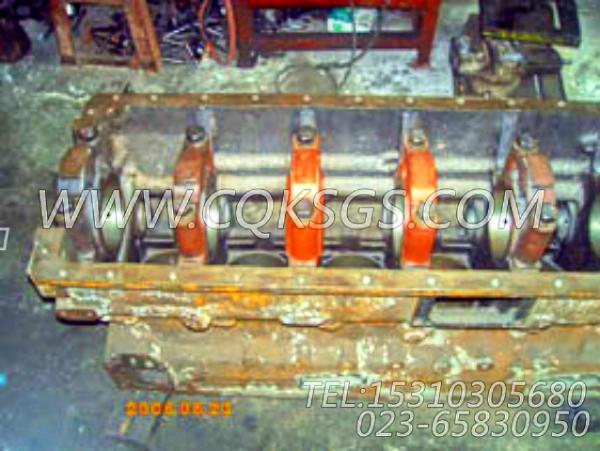 3032187气缸体,用于康明斯NTA855-P360柴油发动机基础件组,【水泵机组】配件-1