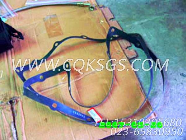 3042590机油盘衬垫,用于康明斯KTA19-G3(M)柴油机机油盘组,【船机】配件-0