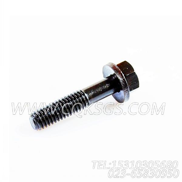 3042889螺栓,用于康明斯KTA19-P540柴油机机油冷却器组,【泥浆泵】配件-0