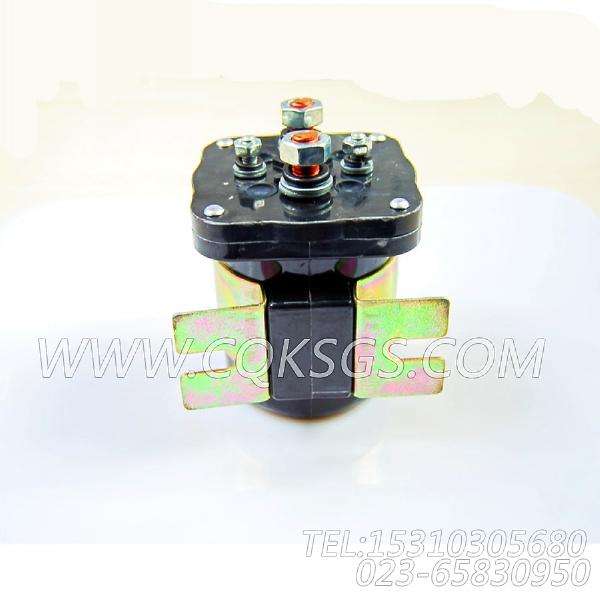 3050692电磁开关,用于康明斯ISM305V发动机电磁开关组,【船用】配件-2
