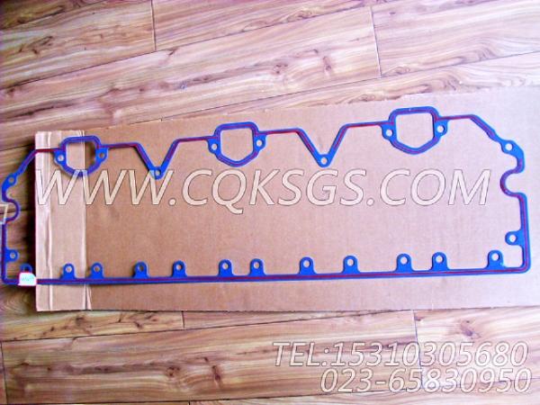 3896697摇臂室衬垫,用于康明斯M11R-310主机摇臂室组,【船机】配件
