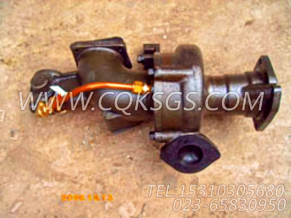 3098960水泵,用于康明斯KTA19-P425主机水泵组,【水泵机组】配件-2