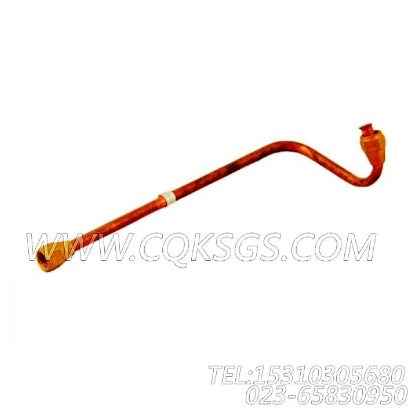 3165736燃油供油管,用于康明斯KTA19-P430柴油机燃油管路组,【消防泵】配件-0