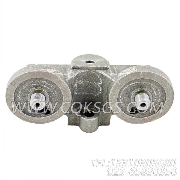 3175453水滤器座,用于康明斯KTA38-G5-800KW柴油发动机水滤器组,【发电机组】配件-1