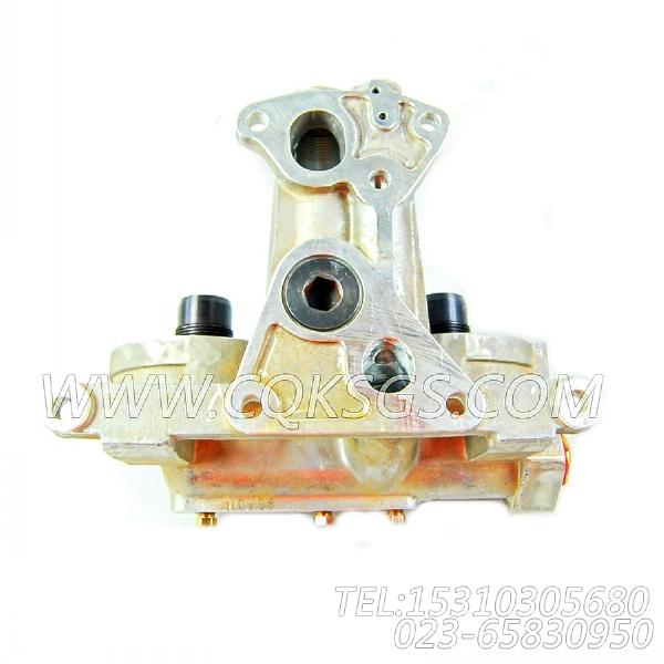 3200965机滤器座总成,用于康明斯KTA19-P430主机机油滤清器组,【消防泵】配件-2