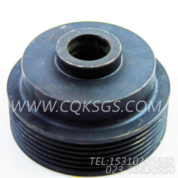 3251035发电机皮带轮,用于康明斯NTA855-G2-250KW动力发电机安装组,【发电机组】配件-1