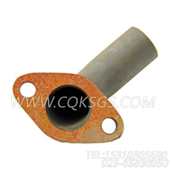 3251063输水管,用于康明斯NT855-M270动力出水管组,【船用】配件-0