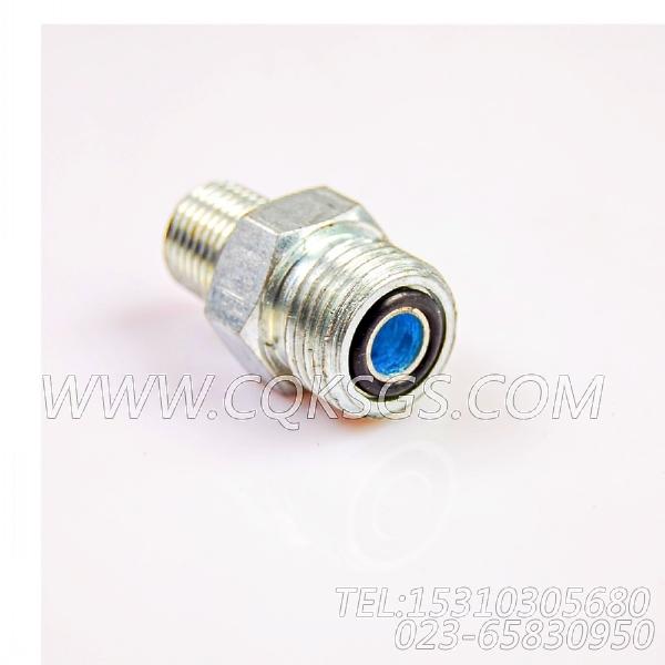 3627697阳性管接头,用于康明斯KTA19-G3(M)柴油发动机增压器安装组,【船用】配件-0