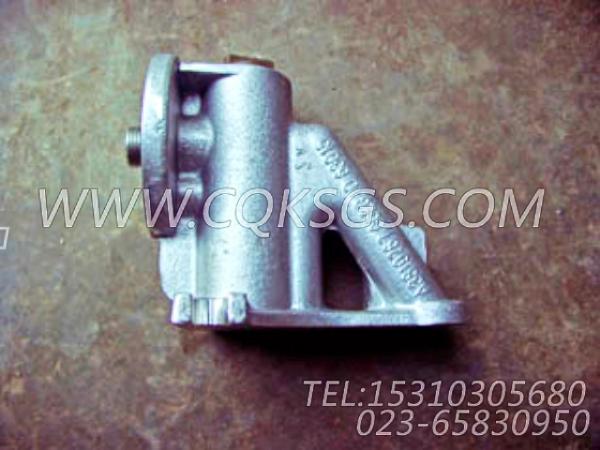3819767水滤器座,用于康明斯M11-C300柴油机水滤器座组,【挖掘机】配件-0