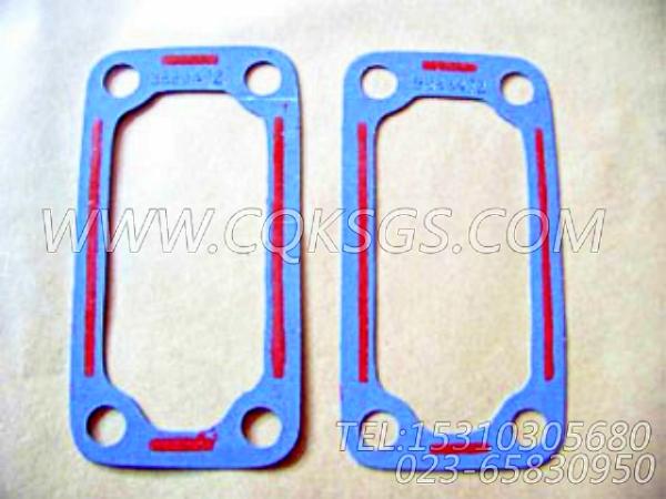 3883472手孔盖衬垫,用于康明斯M11R-290柴油机加油口位置及手孔盖组,【船机】配件-0