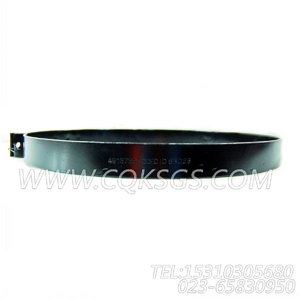 112196空滤器箍带,用于康明斯NTA855-G4动力空气滤清器组,【电力】配件-2