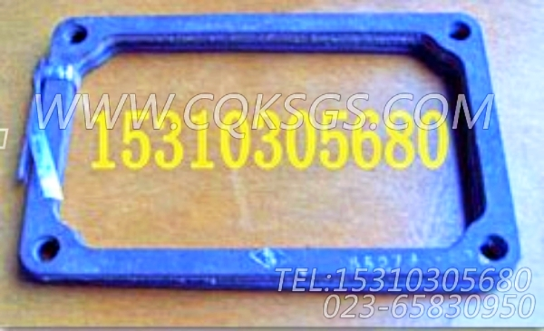 65274手孔盖衬垫,用于康明斯NTA855-G2-250KW柴油机手孔盖组,【电力】配件-1