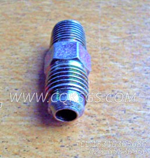 68138阳性管接头,用于康明斯M11-C290动力中冷器进水管组,【烟台杰瑞离心泵】配件-1