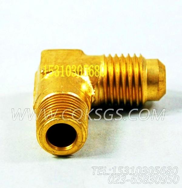 68139阳性弯管接头,用于康明斯NT855-M300柴油机燃油进回油管路组,【船用】配件-2