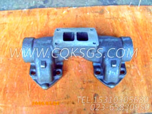200566排气管,用于康明斯NTC-290发动机排气管及安装组,【柱塞泵】配件-1
