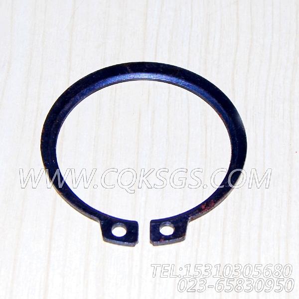 205781卡环,用于康明斯KT19-C450柴油机液压泵驱动组,【通化60T】配件-2
