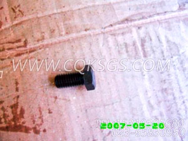 S169六角螺栓,用于康明斯KT38-G-500KW动力减振器组,【发电机组】配件-1