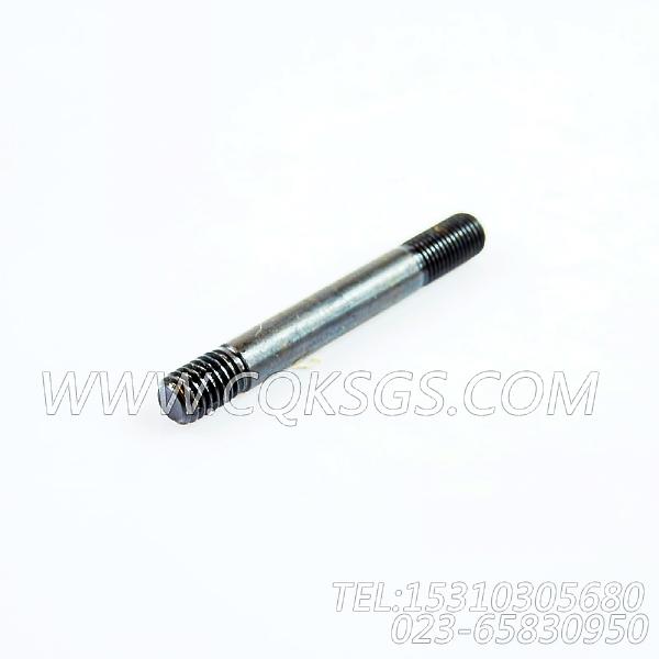 206218双头螺栓,用于康明斯KT19-M425动力发动机前支架组,【船舶】配件-1
