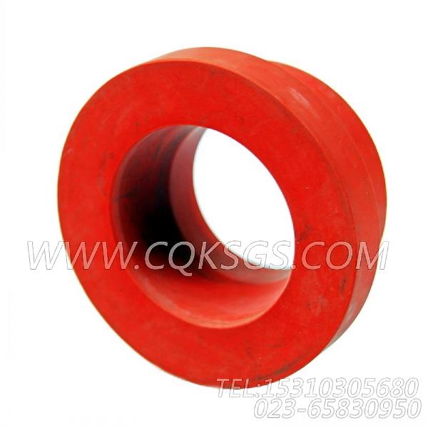 206808水接头密封圈,用于康明斯KTA19-M500动力进气管组,【船舶用】配件