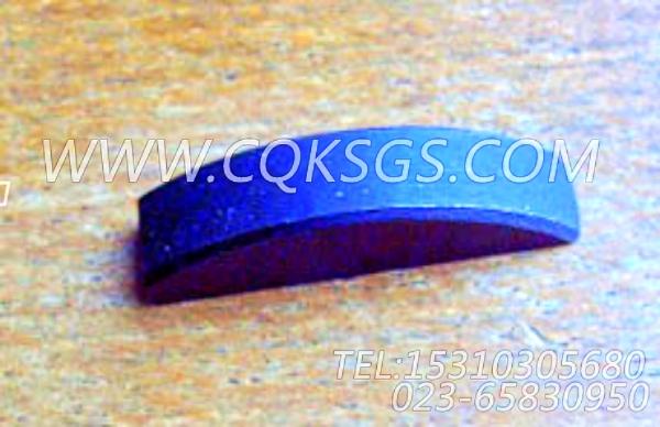 206904半圆键,用于康明斯KTA38-P1070柴油发动机曲轴总成组,【应急水泵机组】配件-2