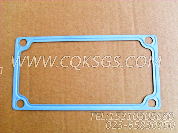 206277进气歧管衬垫,用于康明斯KTA19-P425主机进气管安装组,【水泵机组】配件