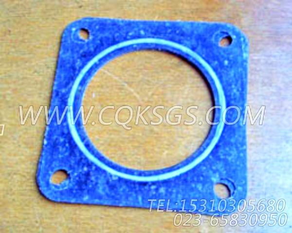 208128节温器壳垫片,用于康明斯NTA855-C360柴油机出水管联接组,【冷再生机】配件