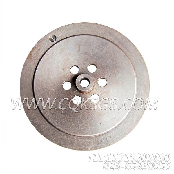 211918曲轴皮带轮,用于康明斯NYA855-G4柴油机硅油减振器组,【发电用】配件