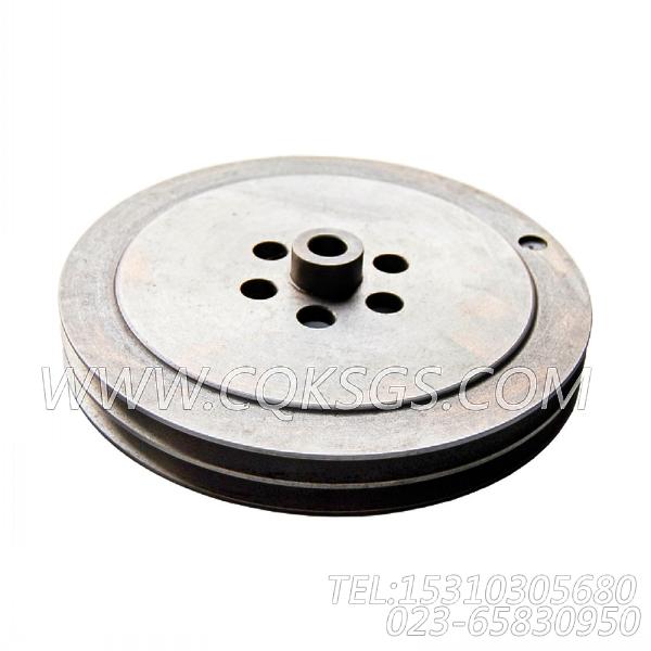 211918曲轴皮带轮,用于康明斯NYA855-G4柴油机硅油减振器组,【发电用】配件-2
