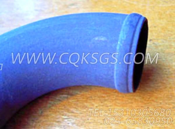 213485旁通水管,用于康明斯NTA855-G4柴油机节温器壳组,【发电用】配件-2