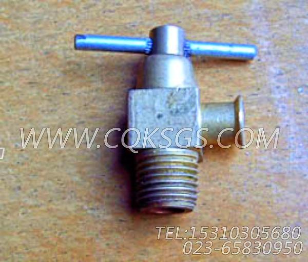 214327放水开关,用于康明斯NTA855-P360主机基础件(船检)组,【应急水泵机组】配件-2