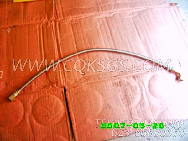 215195柔性软管,用于康明斯NTA855-C400柴油发动机排气管及安装组,【上海彭浦推土机】配件-1