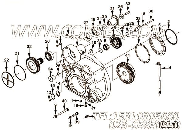 204476碗型塞,用于康明斯NTA855-C360柴油机出水管组,【装载机】配件