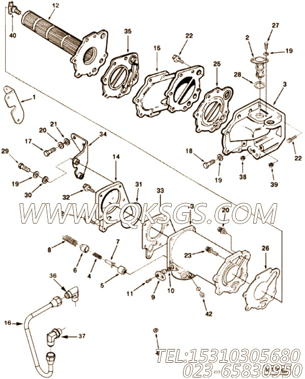 Elbow, Male Adapter